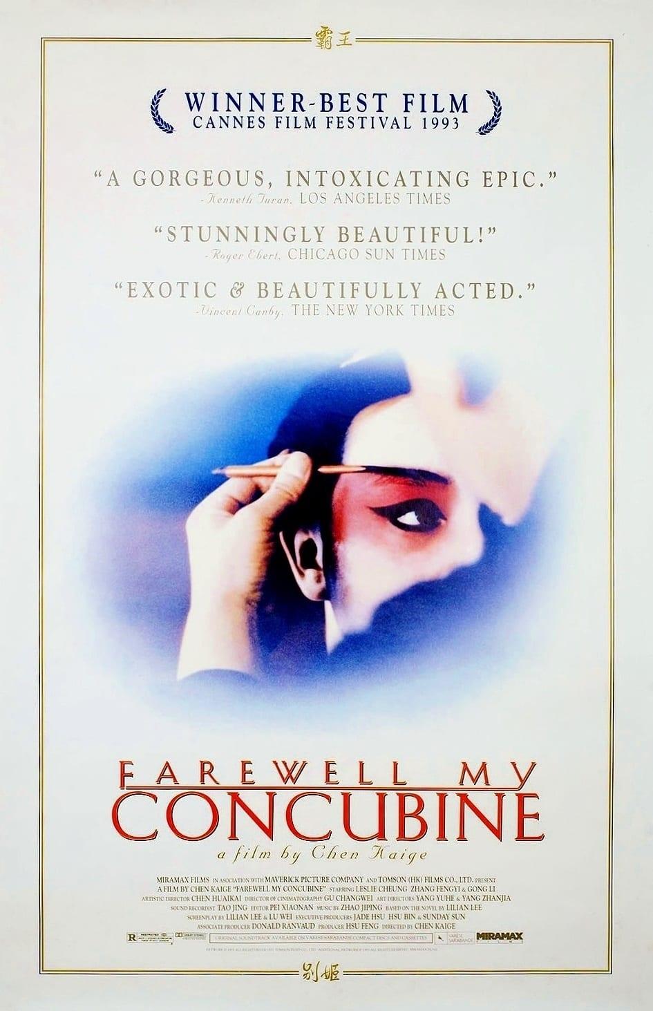 Addio mia Concubina (Farewell my concubine)