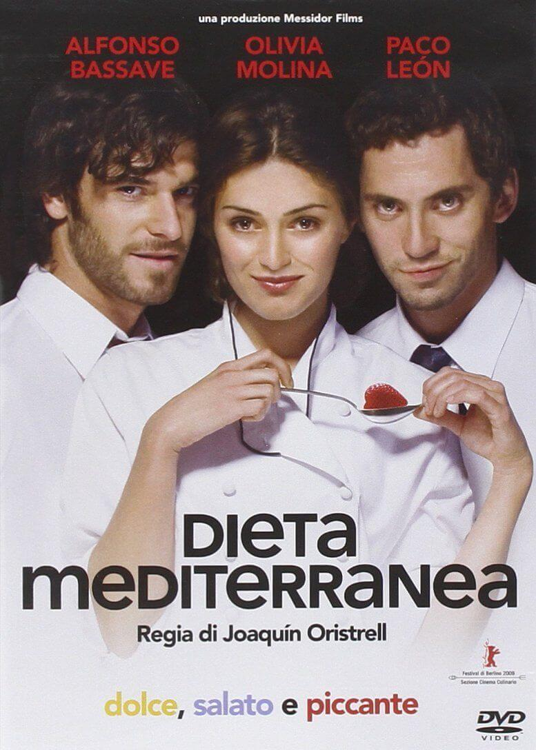 Dieta mediterranea (Dieta mediterránea)