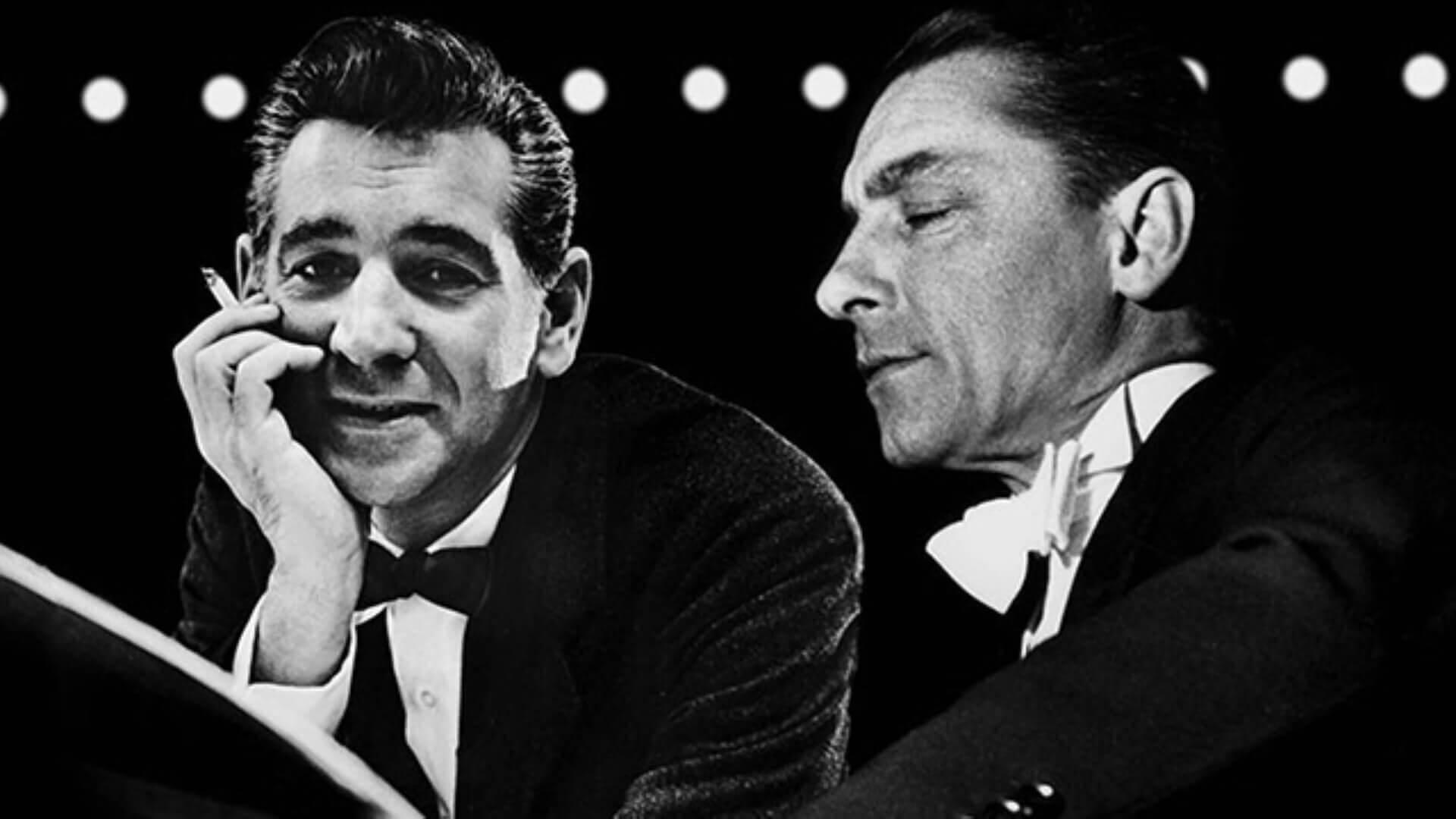 Karajan vs. Bernstein – Battle of Giants
