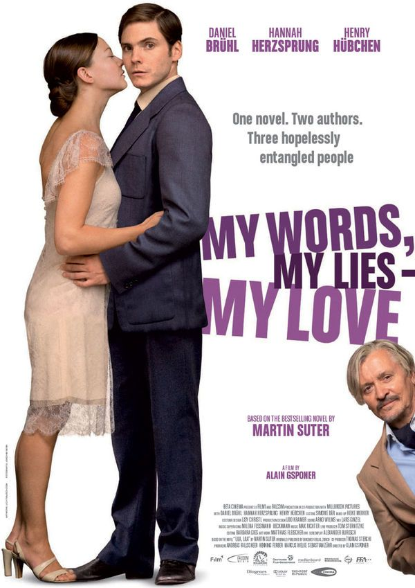My words my lies my love