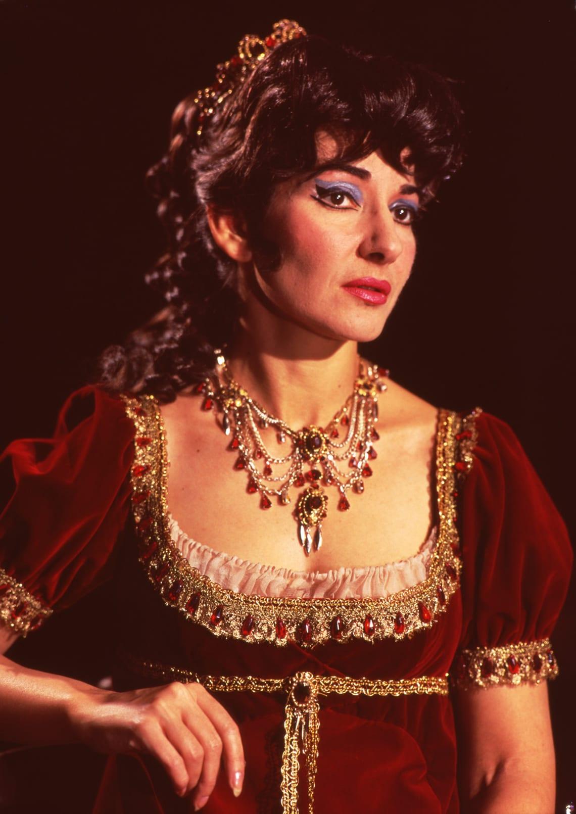 Maria Callas: Magic Moments of Music – Tosca 1964