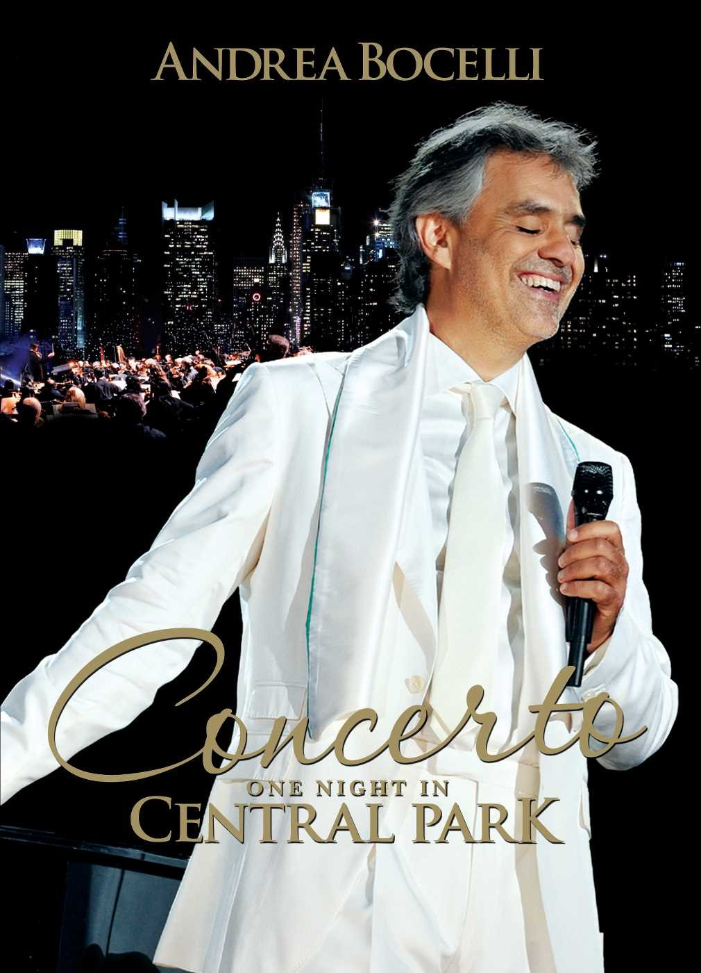 Andrea Bocelli – Live in Central Park