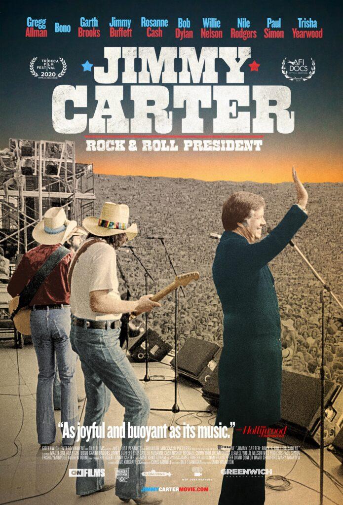 Jimmy Carter Rock'NRoll President