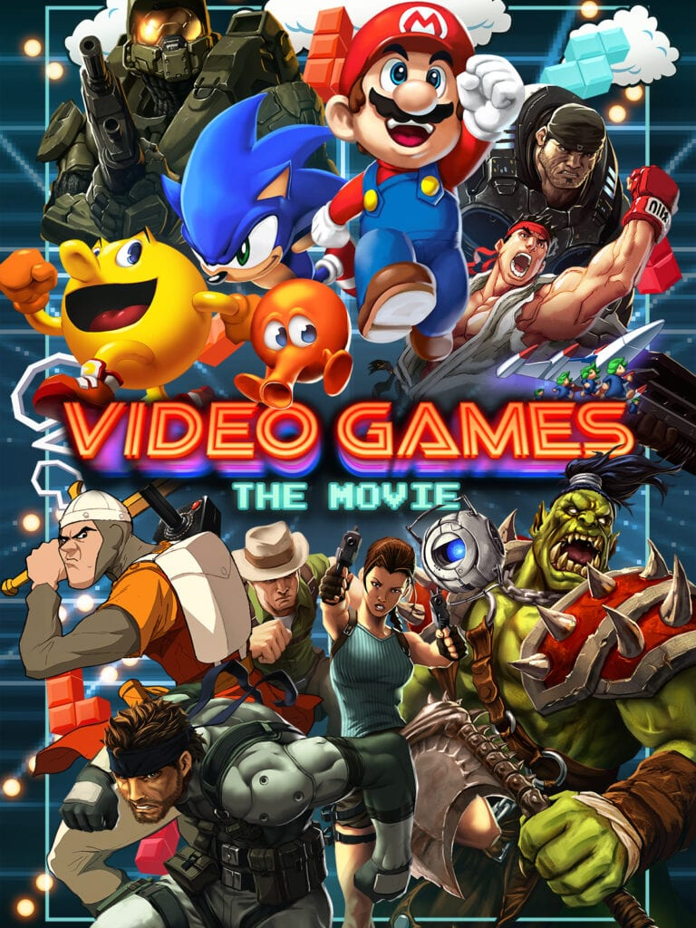 Video Games : The Movie