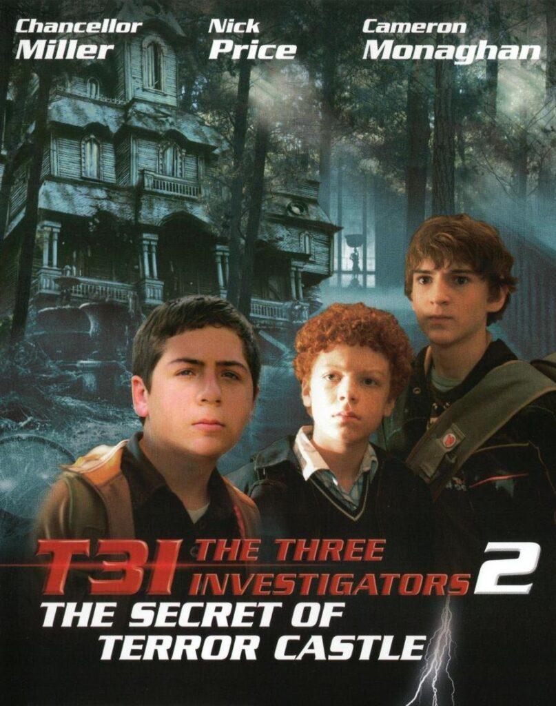 I Tre Investigatori e il castello del terrore