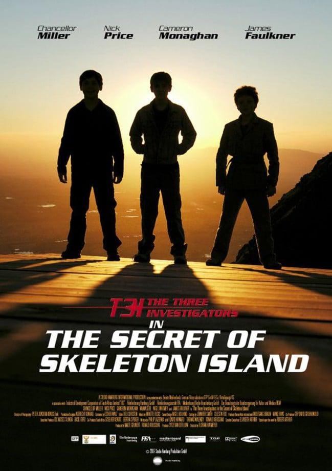 I tre investigatori e l'isola misteriosa